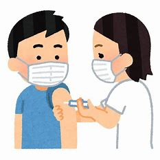 新型コロナワクチン副反応 イラスト に対する画像結果