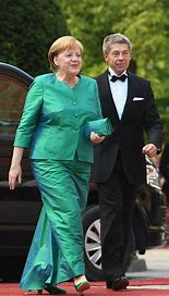 Image result for husband of the chancellor of germany photo