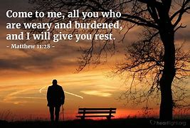 Image result for free pictures of matthew 11:28