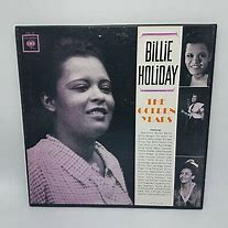 Image result for Billie Holiday the golden years
