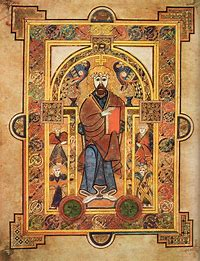 Image result for book of kells images