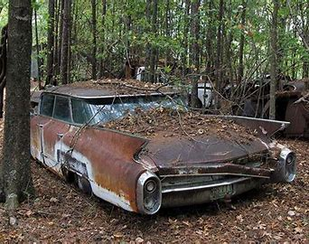 Image result for old acr abandoned what the woods