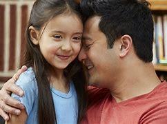 Image result for Dad Hugging Child