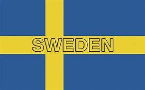 Image result for flag of sweden