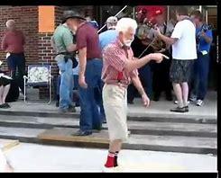 Image result for old man clogging