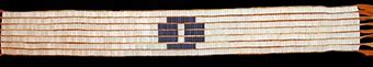Image result for dish with one spoon wampum belt