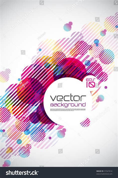 abstract vector background shutterstock