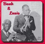 Image result for bunk johnson bunk and louis