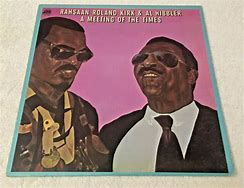 Image result for roland kirk and al hibbler meeting ofth e times