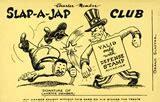 Image result for slap a Jap