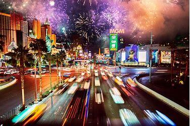 Image result for images las vegas fireworks