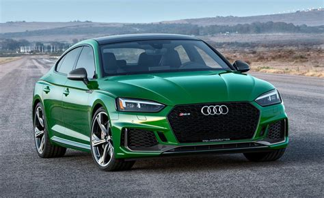 eye candy the new audi rs sportback is more than