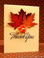 Image result for fall thank you