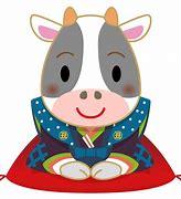 牛イラスト 無料 かわいい に対する画像結果
