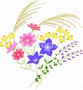 秋の花イラスト 無料 かわいい に対する画像結果