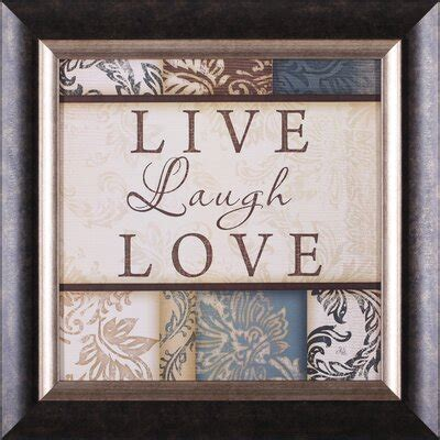 live laugh love decor wayfair