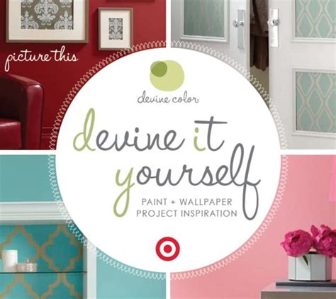 fresh color ideas from the devine color boutique target