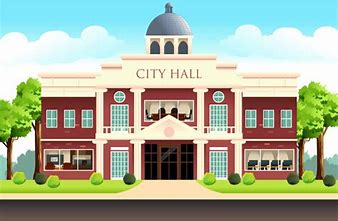 Image result for City Hall Mayor clip art