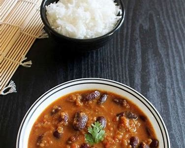 Image result for rajma curry