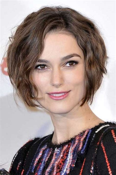 beautiful short hairstyles for thick hair the wow style