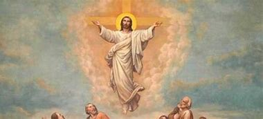 Image result for  SOLEMNITY OF THE ASCENSION OF THE LORD,