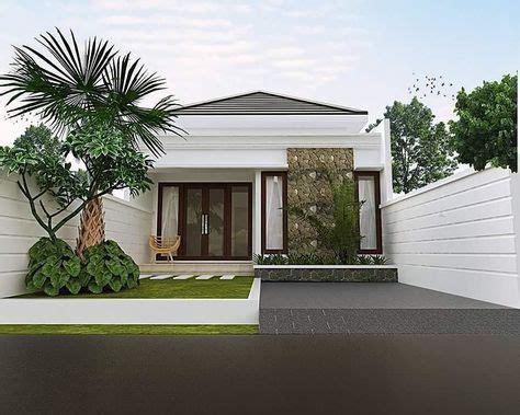 rumah minimalis sederhana lantai dengan teras rumah dari