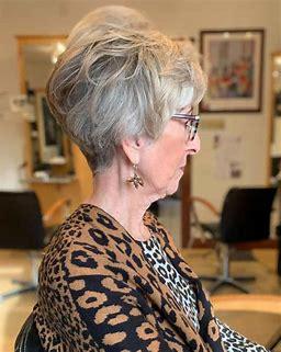 Image result for senior ladies coloured hair photos