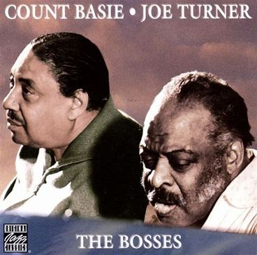 Image result for count basie joe turner the bosses