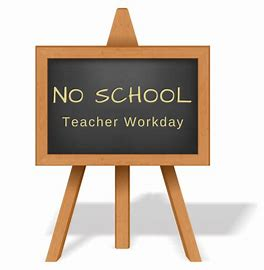 Image result for clipart teacher work day