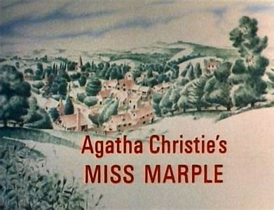 Image result for opening credits of joan hickson marple
