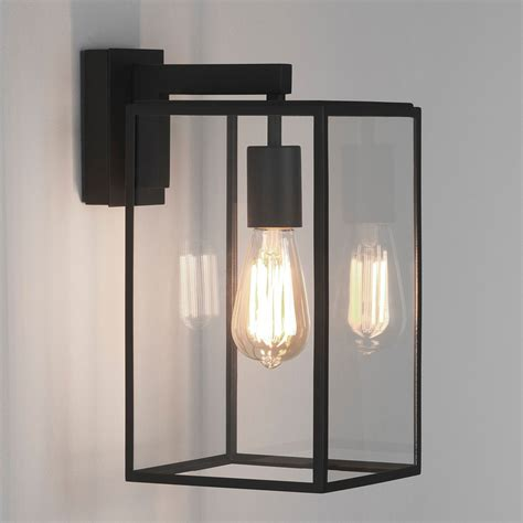 box lantern wall light buy online now at all square