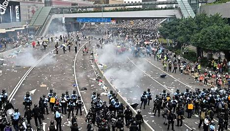 Image result for riots today