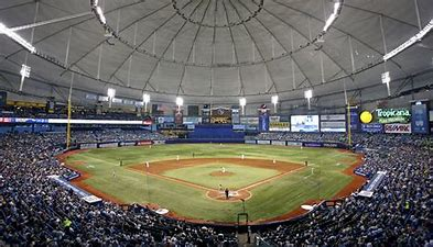 Image result for tropicana field
