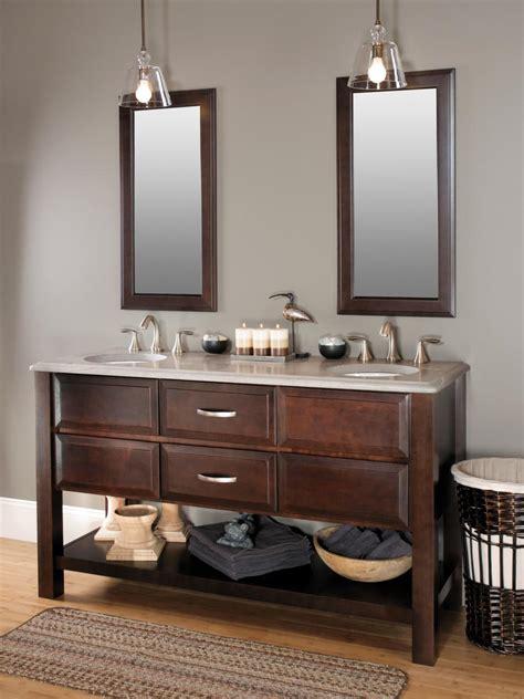 bathroom cabinet styles and trends hgtv