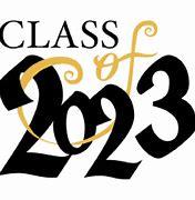 Class of 2023 clip art