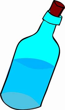 Image result for clip art water in a glass container