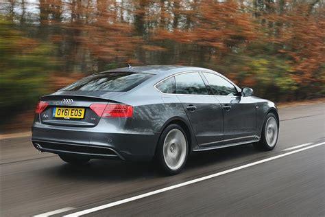 car review audi a sportback