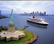 Image result for queen mary 2 new york