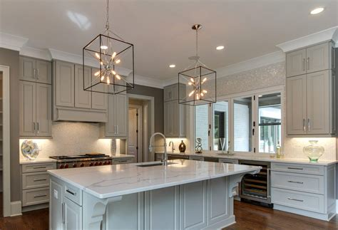 semi custom cabinets and the top kitchen design trends