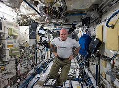 Résultat d'images pour images astronaute flottant dans la cabine spatiale