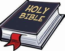 Image result for clip art bible