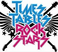 Image result for timestable rockstars