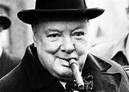 Résultat d'images pour Winston Churchill