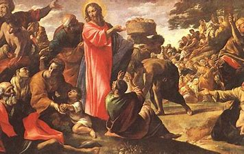 Image result for images jesus ministering to the poor