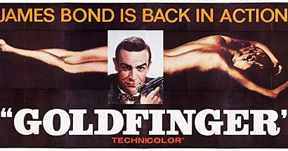 Image result for gold finger bond movie