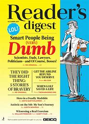 Image result for reader's digest magazine covers