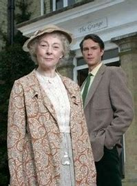Image result for geraldine mcewan as miss marple in the moving finger