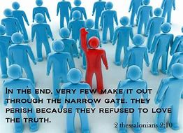 Image result for 2 Thessalonians 2:10