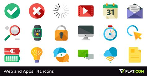web and apps free icons svg eps psd png files