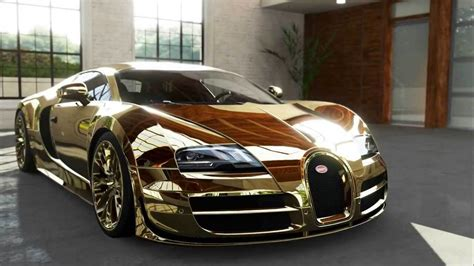 Exotic And Luxury Car Rentals At Diamond Exotic Rentals Flo Rida Wraps His Bugatti In Gold